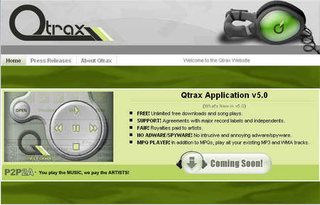 Warner Music inks deal with P2P music sharing website Qtrax