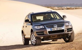 New Volkswagen Touareg on its way