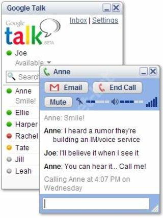 Google Talk now free to all