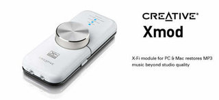 Creative launches audio upconverting invention, the Xmod