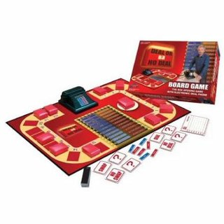 Deal Or No Deal the game heading to a toy shop near you