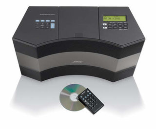 Bose launches the Acoustic Wave music system II