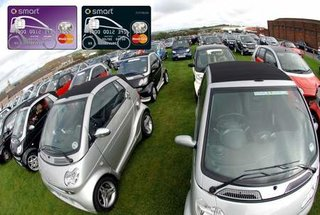 Smart launches the Smart Car Credit Card