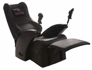 Ultimate Games Chair brings immersive gaming experience into the home