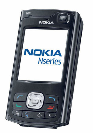 Nokia signs deal with Orb to stream media to N80 smartphone