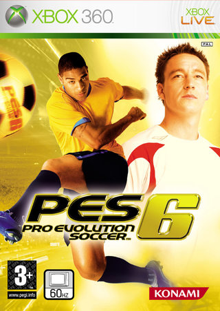 Reebok and Canon sign advertising deal for Pro Evolution Soccer 6