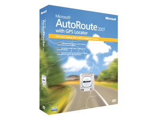 Microsoft releases new version of AutoRoute with GPS
