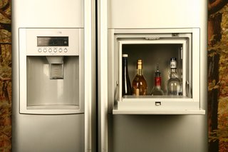LG unveils Home Bar Side-by-Side fridge