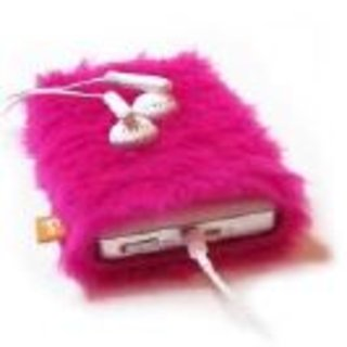 Silly Friday Afternoon Gadgets ... too many fluffy iPod cases, and squealing speakers
