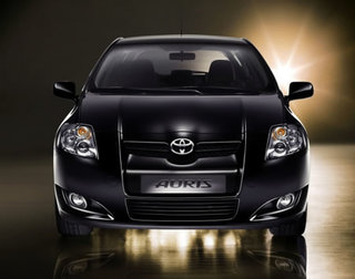 Toyota Auris concept car to be on the road by 2008