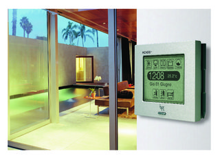 Hoasis waters your plants and switches off the lights so you don't have to