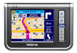 Nokia unveils new satnav, the 330 Auto Navigation