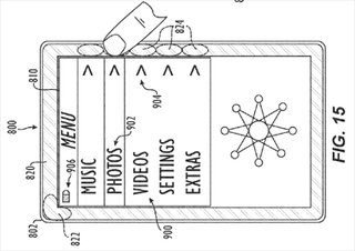 Apple patent reveals possibility of full-screen video iPod