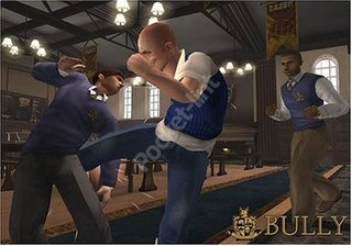 Bully videogame courts new controversy