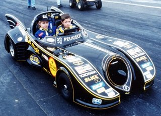 Classic mini dragsters go up for auction