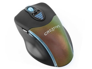 Creative launch new gaming mouse and keyboard