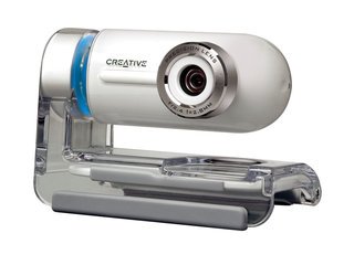 Creative launch plug and play webcam Optia
