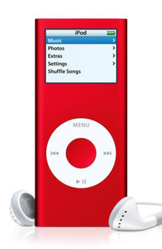 Apple adds to RED iPod nanos with 8GB version