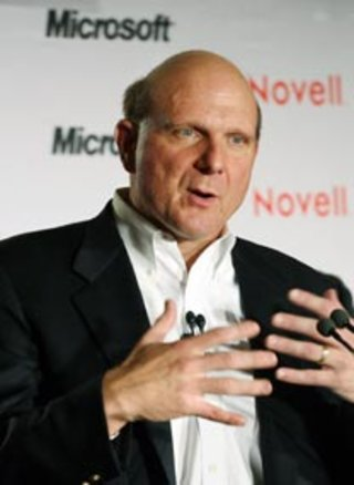 Microsoft and Novell team up over open source solutions