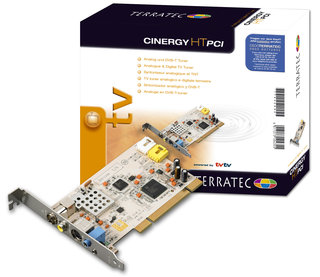 TerraTec launches Cinergy HT PCI TV tuner for PC