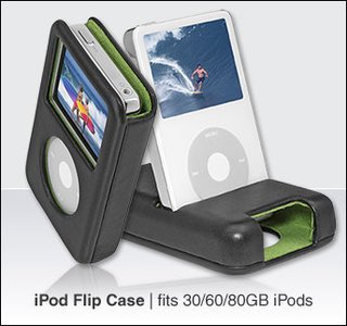 New iPod cases from Brenthaven and Peli