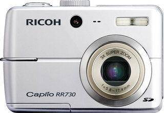 Ricoh replaces the RR660 with the RR730 compact camera