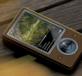 Microsoft Zune on sale today