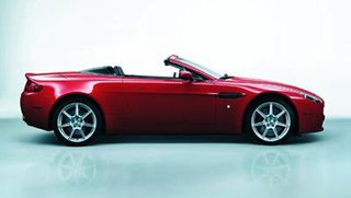 Aston Martin V8 Vantage Roadster coming soon