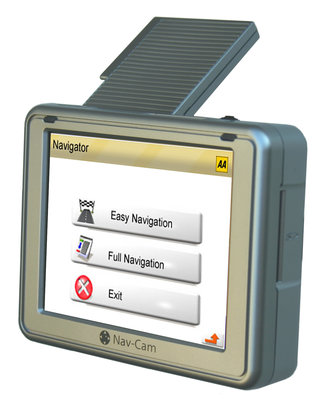 The AA launches its own satnav, the Navigator Vive!