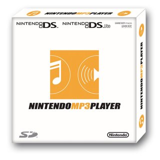 Nintendo take on Apple with new MP3 player accessory for the Nintendo DS