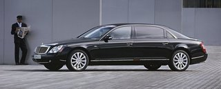 Maybach launches the £340,000 62S