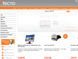 Jessops expands into non-photographic consumer electronics with new website