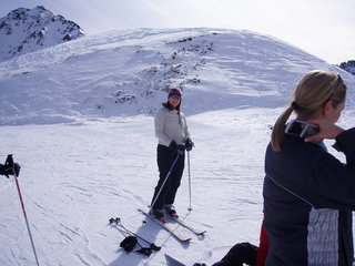 Snowfalls give relief to skiers