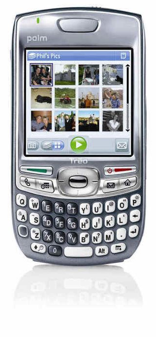 Palm buys back its Palm Garnet OS