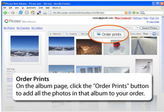 Picasa Web Albums gets new photo ordering features