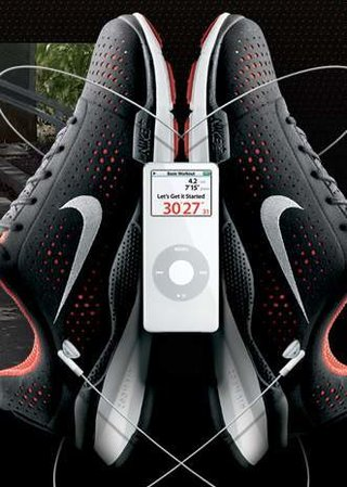Nike iPod kit could compromise joggers' security