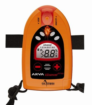 Arva transceivers now in UK