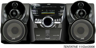CES 2007: JVC launches four iPod and XM satellite ready Hi-Fi systems