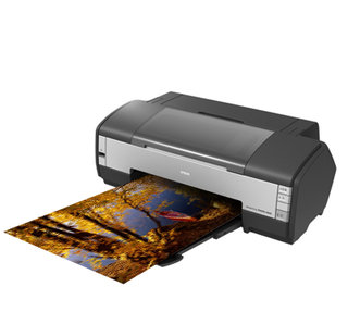 Epson replaces the Stylus Photo 1290s with the 1400