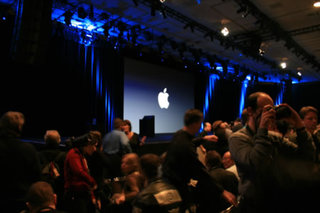 MacWorld 2007: Live at the Keynote