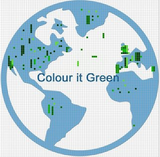 WEBSITE OF THE DAY - colouritgreen.com