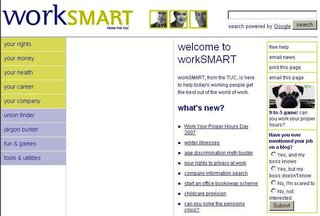 WEBSITE OF THE DAY - worksmart.org.uk