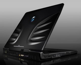 CES 2007: Alienware bust out m9750 laptop with dual graphics cards