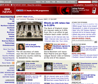 BBC may develop social networking on its site