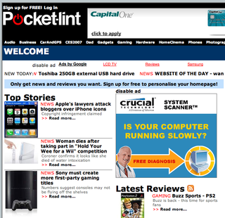 Gadget shoppers turn to Pocket-lint for buying advice