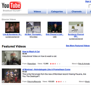 YouTube will give users a cut of ad revenue