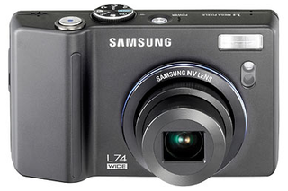 Samsung unveils L74, NV11 and i70 compact cameras