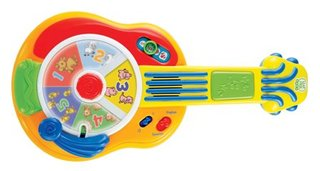 LeapFrog get into the groove with Counting Maracas and Electric Guitar