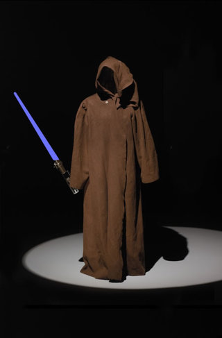 Obi-Wan Kenobi's cloak to go up for auction