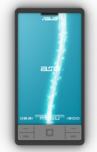 Aura concept phone builds on iPhone design